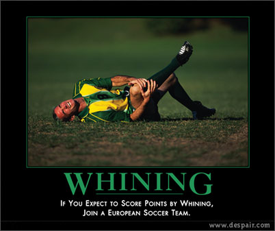 Blog - Whining