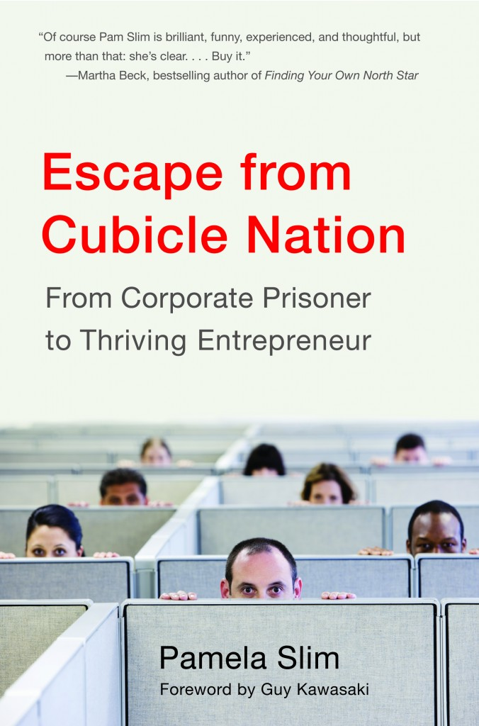 Blog - Escape from Cubicle Nation