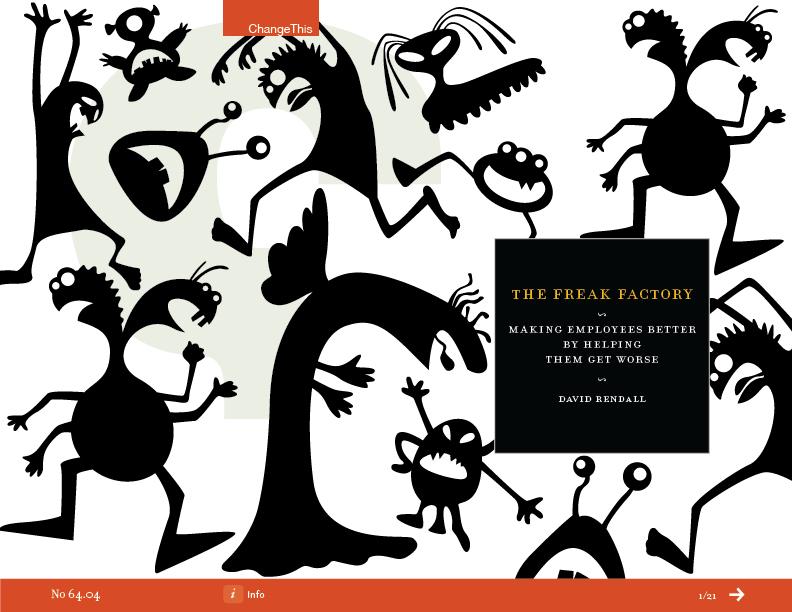 Blog - Freak Factory Cover