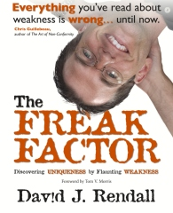 The Freak Factor- Book Cover